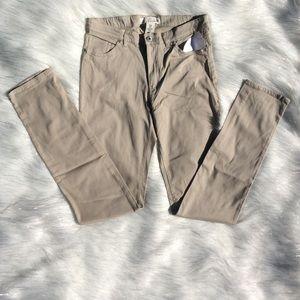 Denim - khaki Skinny Legs Size 10